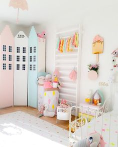pastel room...instagram de @kidsdesignlife...