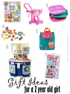 2 Year Old Birthday Party Girl Toddler Gifts Christmas Baby Ideas