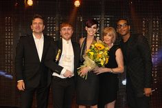 Daniel Couch @HOB Salons Leeds through to the International Wella Trend Vision final