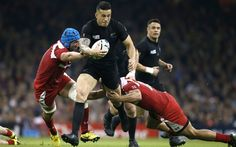HSBC World Rugby Sevens Series 2015-16: Tom Mitchell on Sonny Bill Williams ahead of Wellington tournament