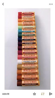 Lip Balms, Burt's Bees Lipstick, Scrunchies, Burts Bees Lip Gloss, Beauty Care, Beauty Skin, Beauty Hacks, Beauty Makeup, Hair Beauty