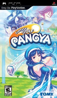 Pangya: Fantasy Golf - Sony PSP