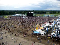 Oxegen Festival, Ireland. Can't wait for its return next year!
