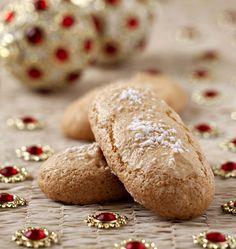 Biscuits à la cuiller, la recette d'Ôdélices : retrouvez les ingrédients, la préparation, des recettes similaires et des photos qui donnent envie !