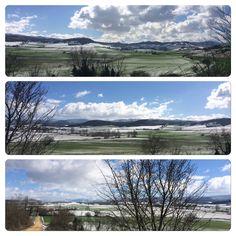 Y después de la #nieve... #Arkaia #turismo #rural #inclusivo #sostenibilidad #responsabilidad #igersgasteiz #igerseuskadi