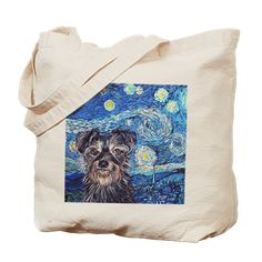 """Starry Night Cruiser"" Tote Bag > ""Starry Night Cruiser"" > Robins Egg Gifts"