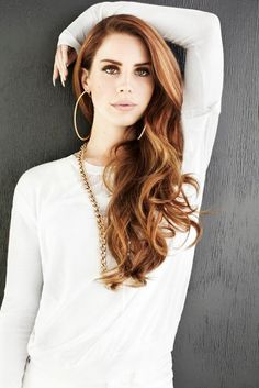 """""""Her hair is perfection #LDR"""" I think she's just perfect in general. Lol."""