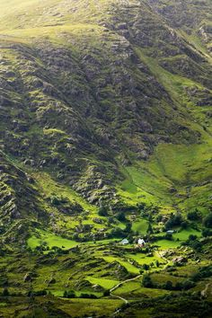 Beara Peninsula ~ on the southwest coast of Ireland