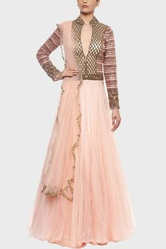 Peach embroidered floor length anarkali set. #carma #carmaindia #festivefashion #nehakhullar #diwali #musthave #redcarpet #newcollection #shopnow #onlineshopping #gowns #london #cocktailgowns #elegant #dubai #justin #getthislook #luxury #style #fashion #instadaily #instafollow #fashiondaily #couture #indiandesigner #indianfashion #madetoorder #Peach #Designeranarkali #Floorlengthanarkali #Embroidered #Net #Latestanarkali