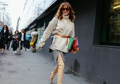 Phil Oh Captures the Best of Milan Street Style