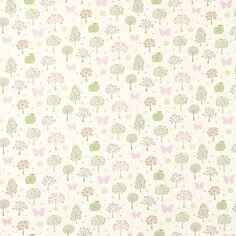 Esme Multi White Fabric
