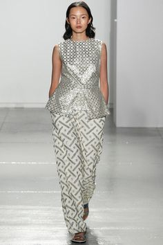Style.com's Guide to the Spring 2014 Runway Trends - suno
