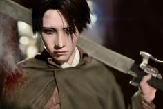 The first guest for this year's SMASH! anime convention has been announced and it's one of Japan's top-ranking cosplayers, REIKA (麗華). Jinguji Ren, Snk Cosplay, Generation Of Miracles, Anime Conventions, Pop Culture News, Wallpaper Gallery, Levi Ackerman, Attack On Titan, Photoshop
