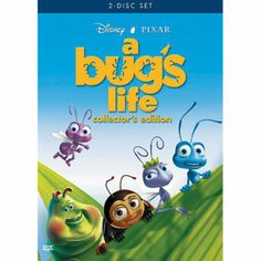 A Bug's Life | Disney Movies - I fucking LOVED this move, way too much.