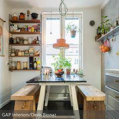 für mehr Übersichtlichkeit in den schubladen! schrankauszüge zum ... - Kleine Küche Optimal Nutzen