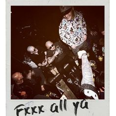 """""""Fxxx All Ya"""" is a single recorded by South Korean rapper MC Sniper. It was released on March 10, 2016 by Sniper Sound agency."""