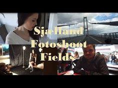 Sjælland, fotoshoot, Fields!!! Vlog!
