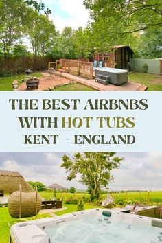 Planning a short trip to Kent and searching for a cool Airbnb in Kent to relax? We compiled a list of Kent's best lodges and cabins with hot tubs in this post. Europe Travel Guide, Iceland Travel, France Travel, Travel Tips, British Isles Travel, European Travel, Amazing Destinations, Travel Destinations, Lodges With Hot Tubs