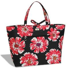 "Gigi Hill handbags featured on ""She Scribes""  This is a great overnight bag or beach bag.  I love mine!"