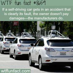 Self-driving cars - WTF fun facts
