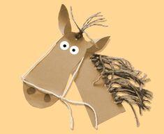 Farm animal crafts, farm crafts, horse crafts, horse costumes, projects f. Farm Animals Preschool, Farm Animal Crafts, Animal Art Projects, Farm Crafts, Animal Crafts For Kids, Horse Crafts, Crafts For Kids To Make, Projects For Kids, Horse Costumes