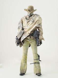 1 6 3A Popbot ThreeA Ascended Blind The White Cowboy No Bot Head | eBay