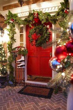 Red door!!!...love everything here!!!