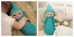 This Sleepy Doll is so cute. Little babies or toddlers would love to have it as a company. The Doll Amigurumi Free Crochet Pattern is very easy to follow.