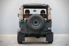 Land Rover Defender D90 by Cool & Vintage