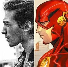 Ezra Miller / Barry Allen / TheFlash I swear the haters are slowly disappearing…