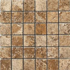 MARAZZI Montagna Belluno 12 in. x 12 in. Porcelain Mesh-Mounted Mosaic Tile-UG98 at The Home Depot