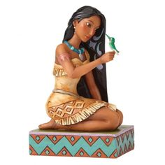 Free and Fierce (Pocahontas with Flit) : Enesco