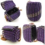 Image result for chainmaille bags