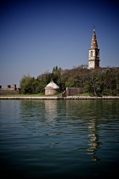 Poveglia Island Asylum, Italy - legendary island used since the 14th century as a quarantine station for plague victims and more recently as an asylum, the island is said to contain the graves of 150,000 people and is so creepy that it is abandoned.
