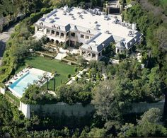 What an $85 Million Beverly Hills Mansion Looks Like | Celebrity Net Worth
