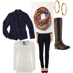 """""""Fall Style"""" by jackiecross on Polyvore"""