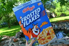 Frosted Flakes ♡-cuz when you love the game it shows! I do gymnastics to show my stripes! #showyourstripes