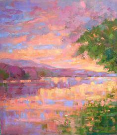 Potomac Sunset, Antonia Walker