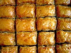 Baking with Sheet Pans, Best Half Sheet Pan Size to Buy, Recipes Jewish Desserts, Kinds Of Desserts, Turkish Recipes, Greek Recipes, Ethnic Recipes, Baklava Recipe, Half Sheet Pan, Ancient Recipes, Sheet Pan Suppers