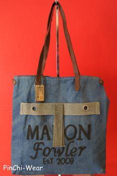Tasche Vintage Maison bei uns €44