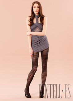 Falke Frühjahr/Sommer 2012 - Dessous - http://de.dentell.es/fashion/lingerie-12/tights-legwear/falke-2609
