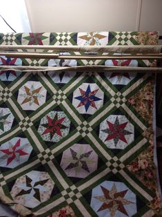 Are you a quilting frame fanatic? If you prefer not to baste your quilts, take a look at how a quilt frame can help you stretch out and finish your next hand- or machine-quilted project.