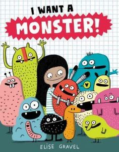 Winnie wants a monster! Some monsters smell like pirate feet and some might read your diary, but they are so darn cute! All Winnie's friends have one. But how much do Oogly-Wumps eat? Don't they ever sleep? Can monsters get lonely?