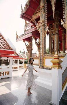 Bangkok Hotel and Travel Advice Bangkok Outfit, Thailand Outfit, Thailand Fashion, Bangkok Travel, Thailand Travel, Thailand Flag, Thailand Art, Thailand Vacation, Voyage