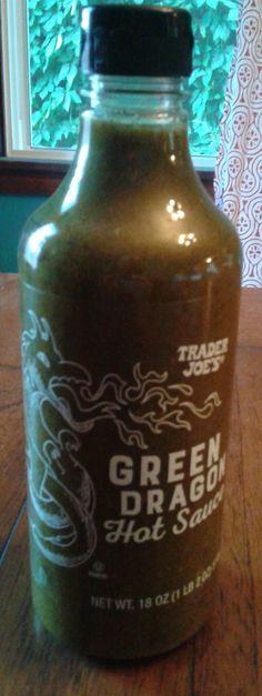 What's Good at Trader Joe's?: Trader Joe's Green Dragon Hot Sauce