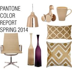 Pantone Color Report Spring 2014 - Sand