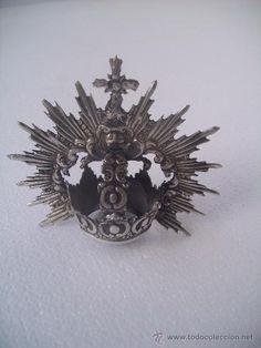corona de virgen ideal para talla entre 50 y 70 cmt