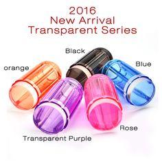 2016 New 2.8CM Transparent Stamp Nail Art  Plastic Plate Clear Jelly Stamper Scraper Tool Set Manicure Polish Stamp Image Kit