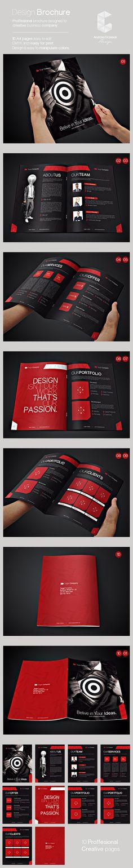 Profesional Brochure Template