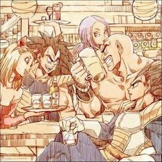 Vegetas crew!  A dbz.go Original  please give credit if reposted thanks Follow: @dbz.go for more hot content! stay saiyan!  Your Opinion Is Important: Leave A Comment